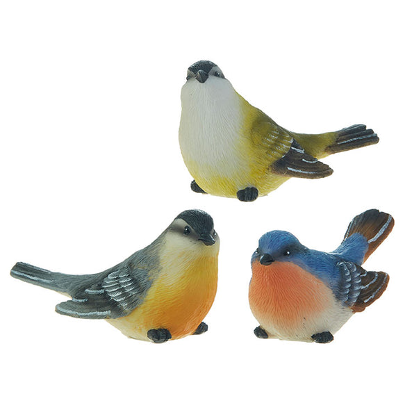 "4.5"" Bird – 3 Assorted"