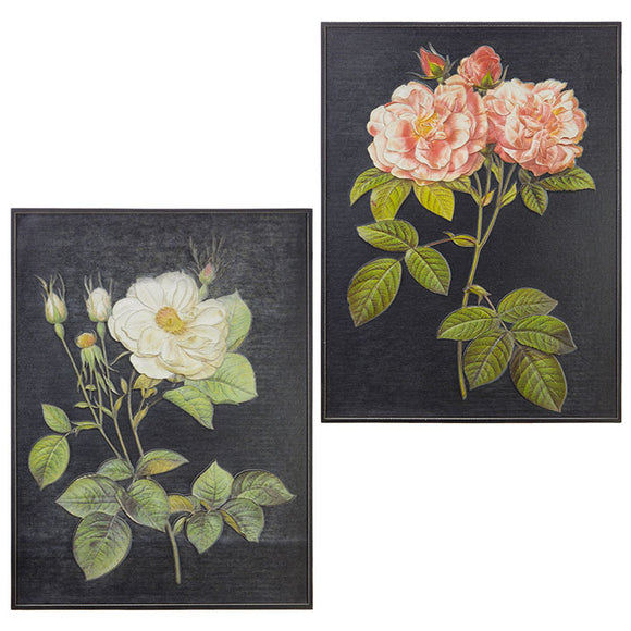 "31.5"" Floral Wall Art 2 Assorted"