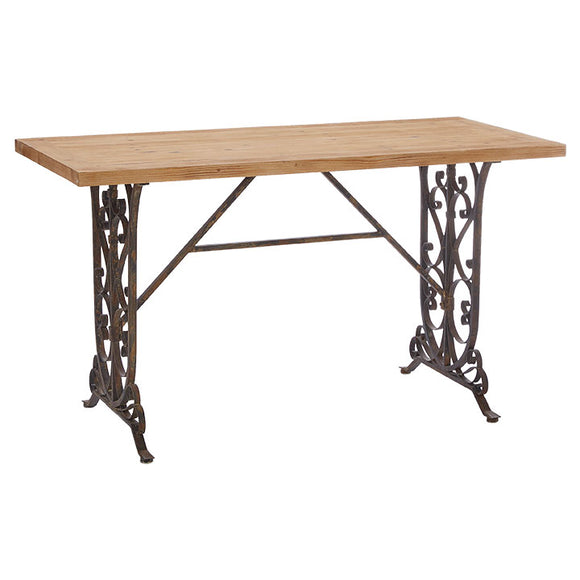 Gate Leg Console Table - Local Pick Up Only