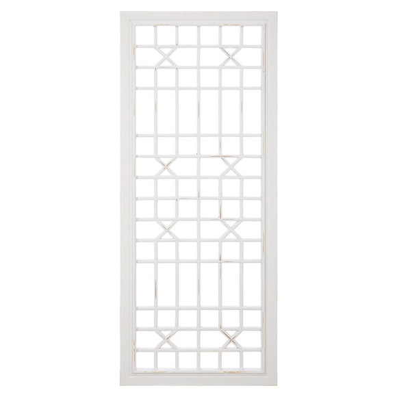 "42"" Lattice Wall Art Panel"