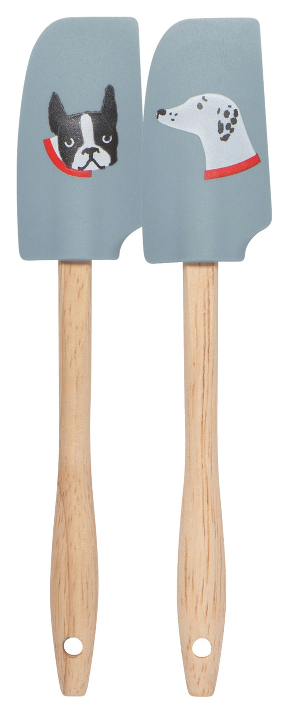 Now Designs Dog Days Set 2 Spatulas