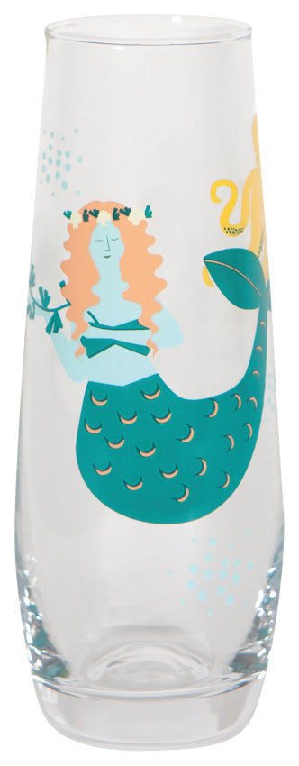 Now Designs Mermaid Champagne Flute