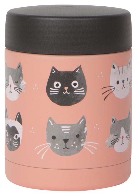 Now Designs Cats Small Food Jar