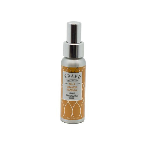 Trapp No. 4 Orange Vanilla Home Fragrance Mist