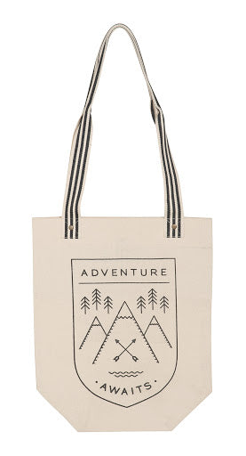 Danica Studio Adventure Awaits Tote Bag