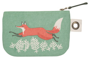 Danica Studio Fox Small Zip Pouch