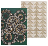 Danica Studio Shadowvale Geometric Notebooks Set of 2