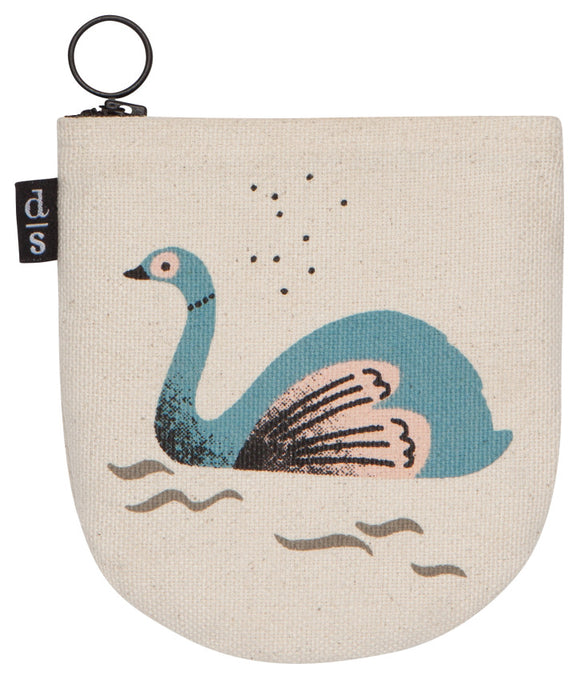 Danica Studio Mighty One Swan Small Pouch