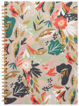 Superbloom Ring Bound Notebook