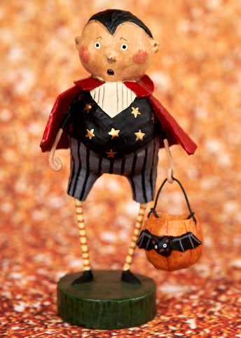 Draco Halloween Trick or Treat Figurine by Lori Mitchell