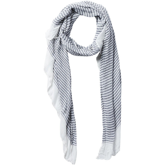 Insect Shield Scarf - Black Stripe