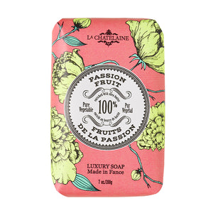 La Chatelaine Passion Fruit Soap 7oz