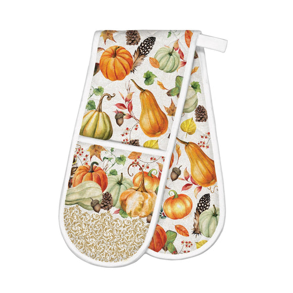 Sweet Pumpkin Double Oven Glove