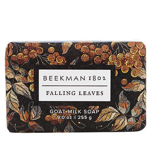 Beekman Falling Leaves Goat Milk Soap 9oz Bar