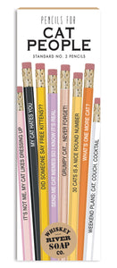 Pencil Set Cat People