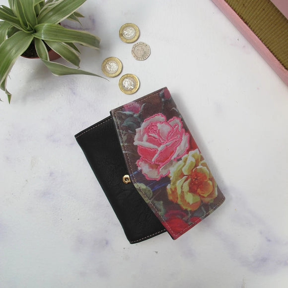 Framed Small Wallet by House of Disaster