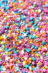 Neon Lights 4oz Jar Fancy Sprinkles