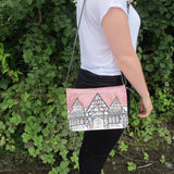 Home Tudor House Bag by House of Disaster