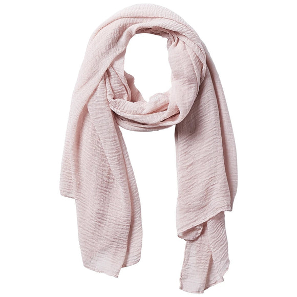 Insect Shield Scarf - Light Pink