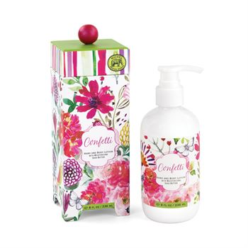 Confetti Lotion Michel Design Works