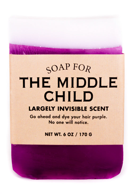 Whiskey River Soap – Middle Child Soap