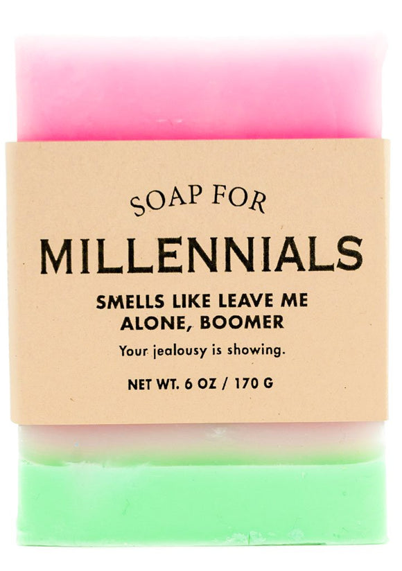 Whiskey River Soap – Millennials Soap