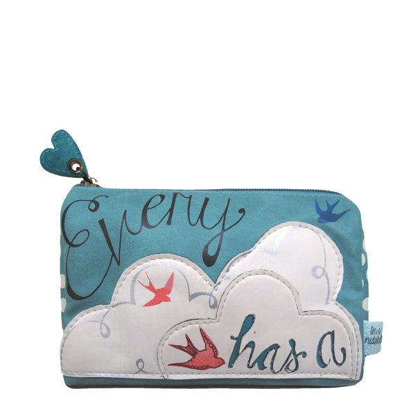 In A Nutshell Make Up Bag by House of Disaster