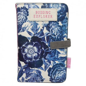 Budding Explorer Travel Wallet by House of Disaster