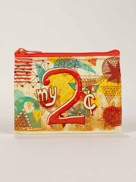 My 2 Cents Coin Purse