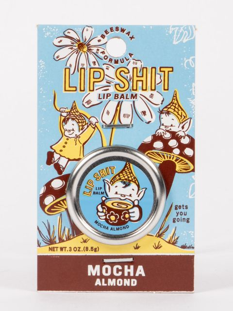 Lip Shit Mocha Almond Lip Balm