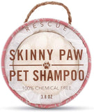 Chemical Free Dog Shampoo – Rescue 3.8 Ounces