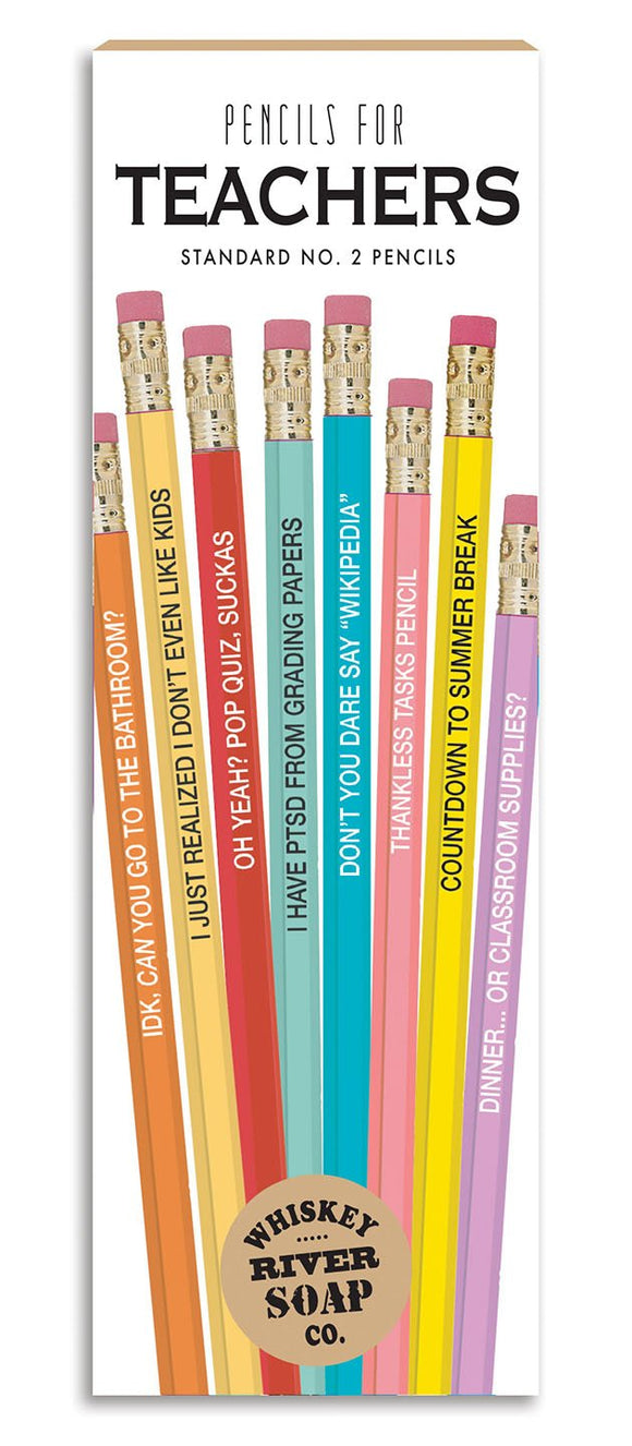 Pencil Set Teachers