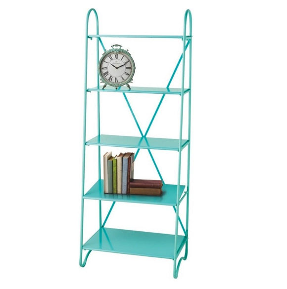Turquoise Shelf – Sold As Is - Local Pick Up Only