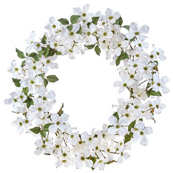 "24"" Dogwood Wreath"