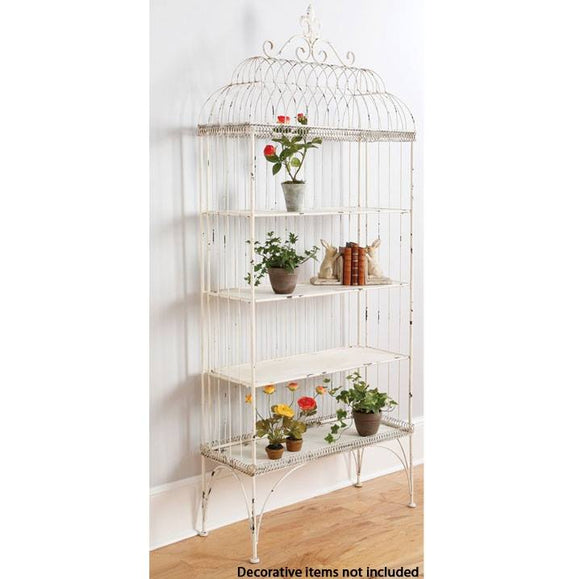 Bird Cage Folding Shelf - Local Pick Up Only