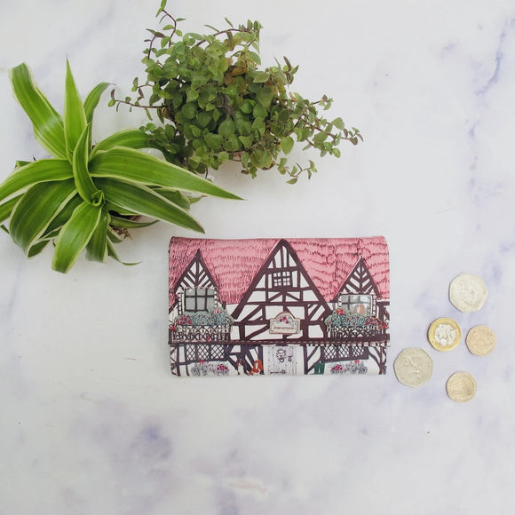 Home Tudor Wallet by House of Disaster