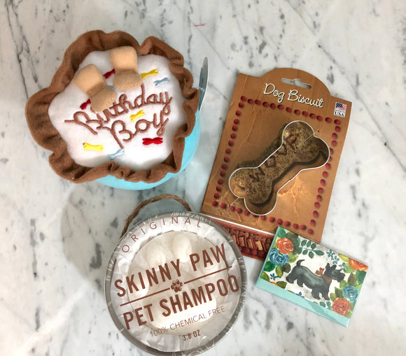 Birthday Dog Boy Gift Collection