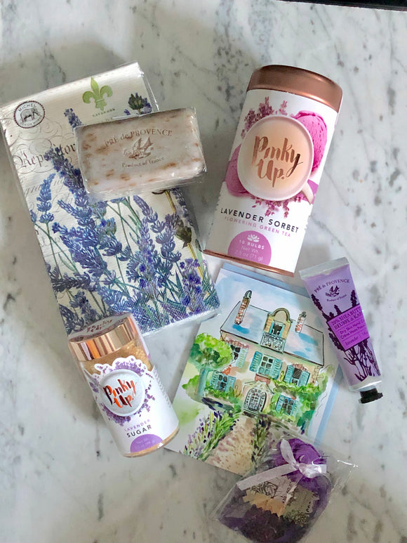 Lavender Gift Collection