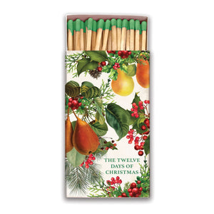 In a Pear Tree Matchbox