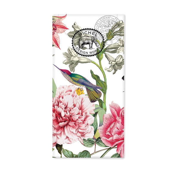 Pocket Tissues Peony Michel Design Works