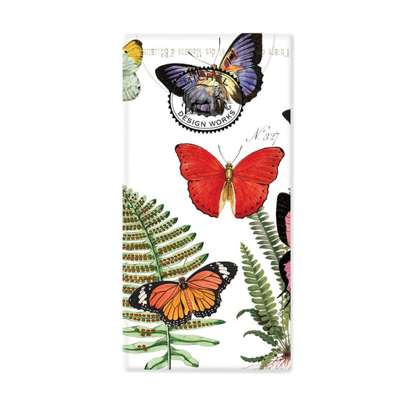 Pocket Tissues Papillon Butterflies Michel Design Works