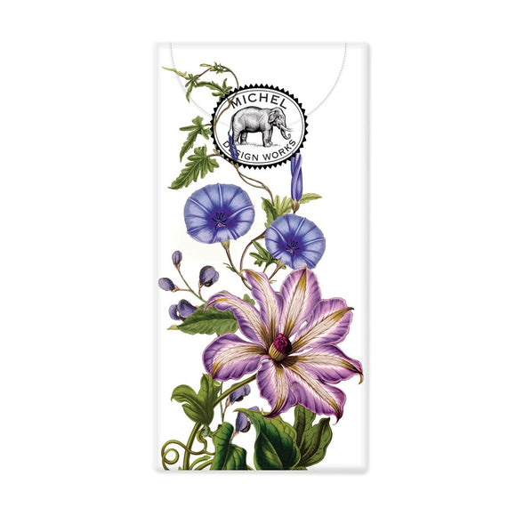 Pocket Tissues Rhapsody Floral Michel Design Works