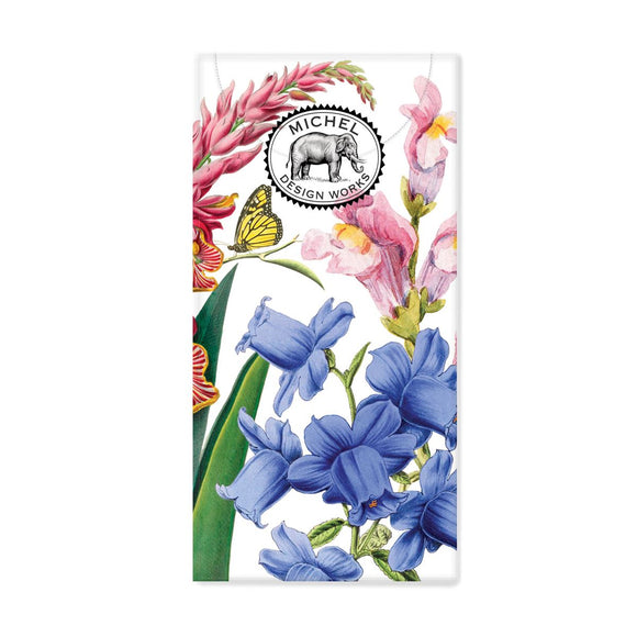 Pocket Tissues Summer Days Floral Michel Design Works