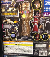 TAKARATOMY A.R.T.S. The Avengers 發光手套 +雷神搥