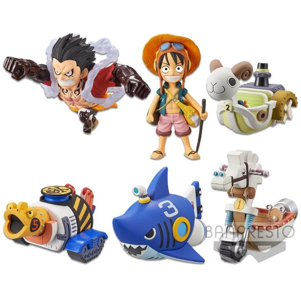 【預訂】WCF ONE PIECE TREASURE RALLY VOL 1