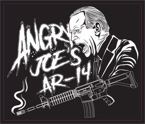 Angry Joe's AR14 Decal