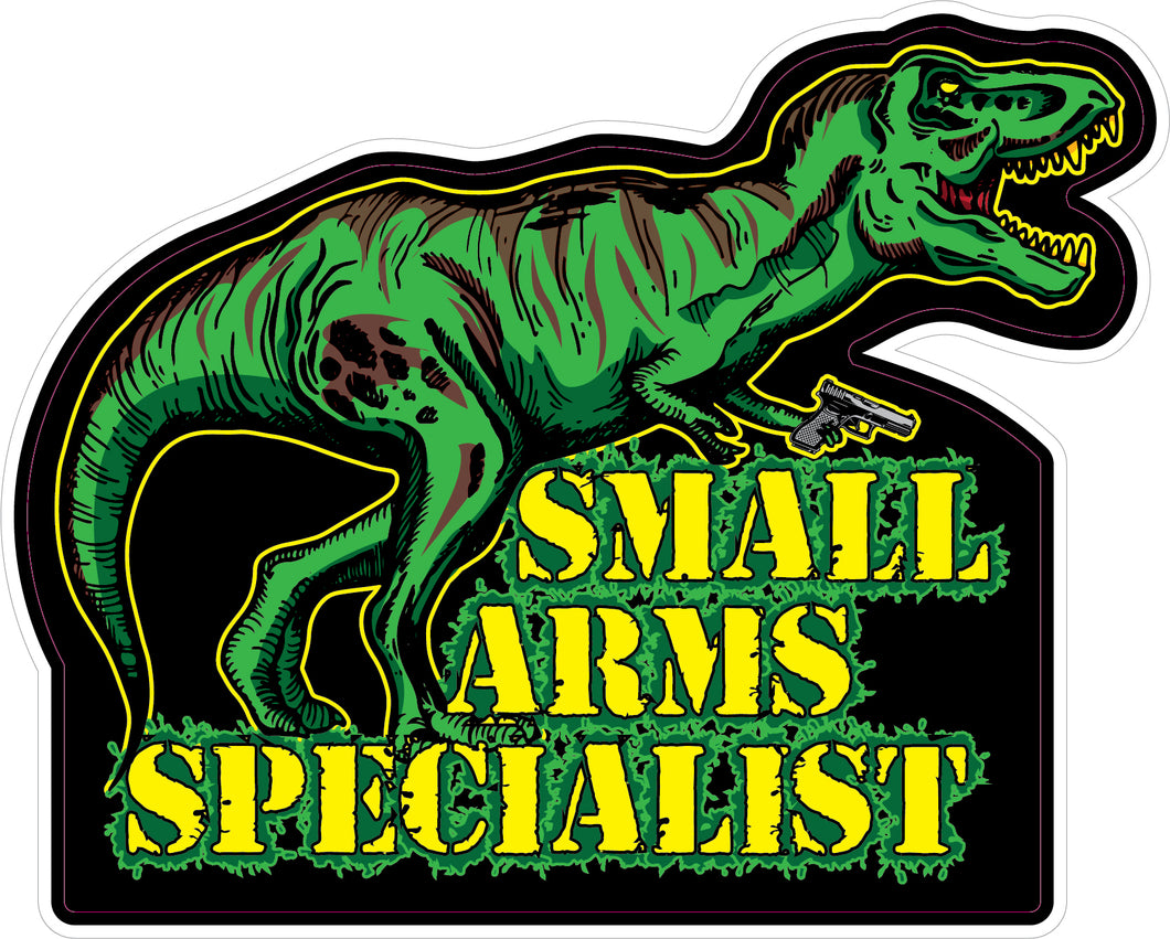 Small Arms Specialist
