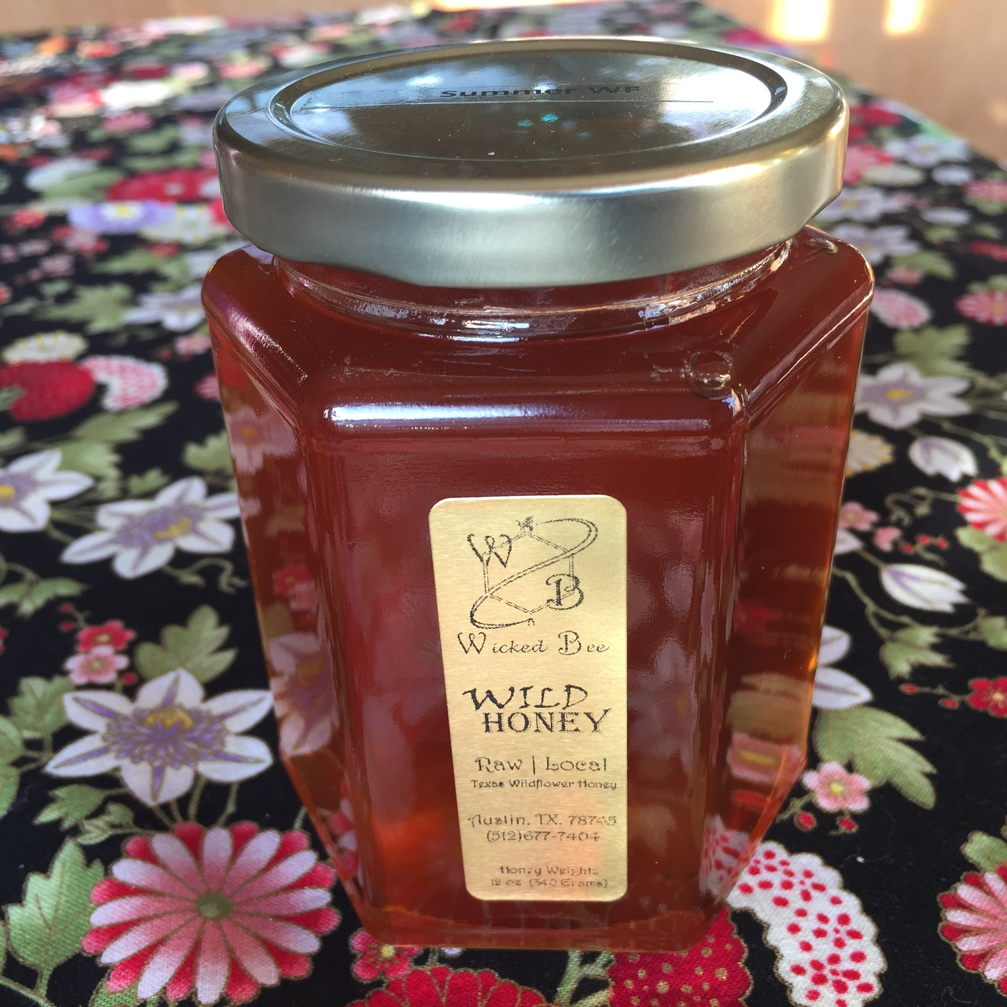 Wicked Bee Wild Honey (Summer WF)