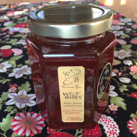 Wicked Bee Wild Honey (Winter WF-Dark)