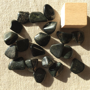 Midnight Lemurian Jade